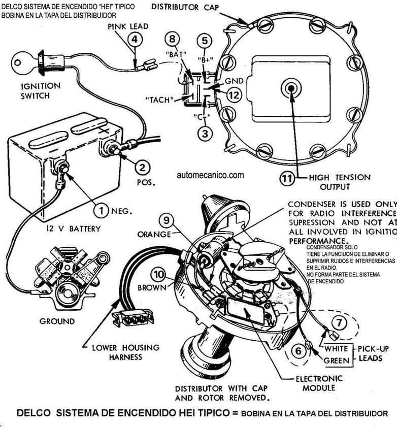 Gm One Wire Alternator Wiring, Gm, Free Engine Image For
