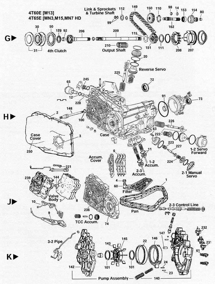 4t80e Diagram, 4t80e, Free Engine Image For User Manual