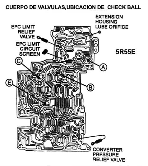Ford E40d Transmission Solenoid Wiring Diagram. Ford. Auto