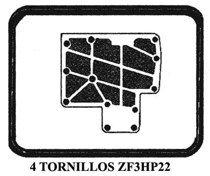 ZF3HP22|ZF4HP22|ZF4HP24|TRANSMISIONES AUTOMATICAS