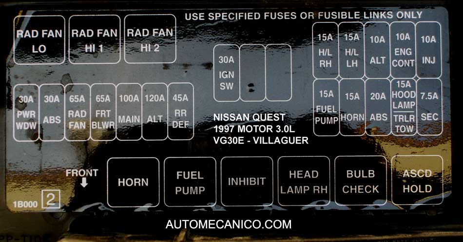 Nissan Frontier Engine Diagram Additionally 2005 Nissan Titan Starter