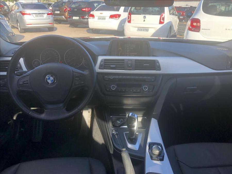 BMW 320i 2.0 16V TURBO GASOLINA 4P AUTOMÁTICO full
