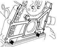 Ремонт БМВ 3 : Снятие и установка головки цилиндров