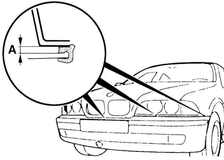 Ремонт БМВ 3 : Внешние элементы кузова BMW 3 (E46)