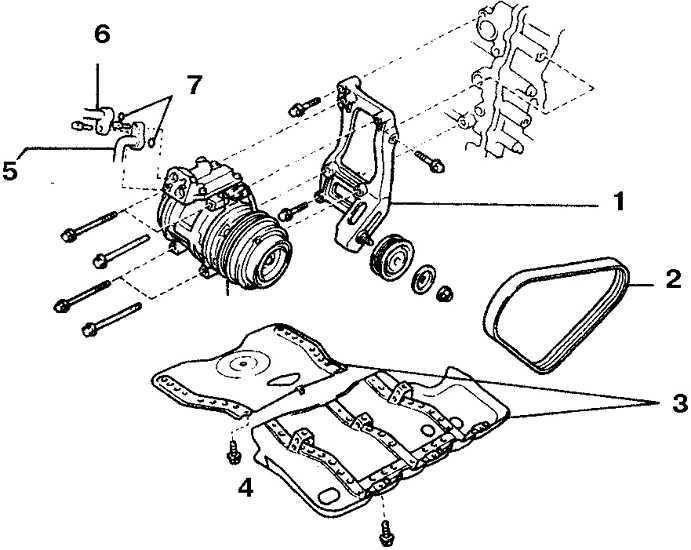 Ремонт Тойота 4 раннер: Системы отопления, вентиляции