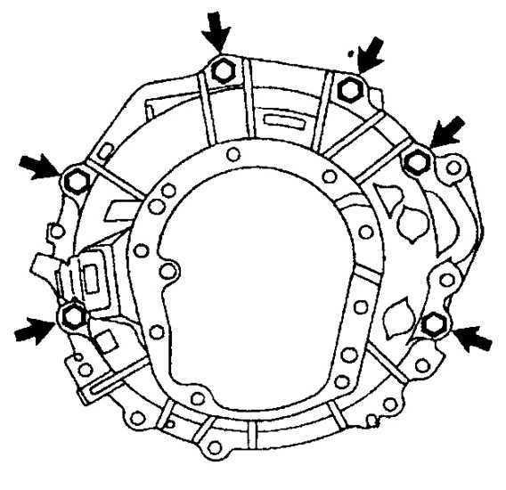 Ремонт Тойота 4 раннер : Снятие и установка механической