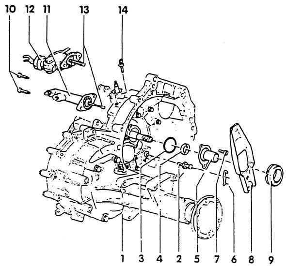 Ремонт Фольксваген Транспортер : Сцепление VW T4
