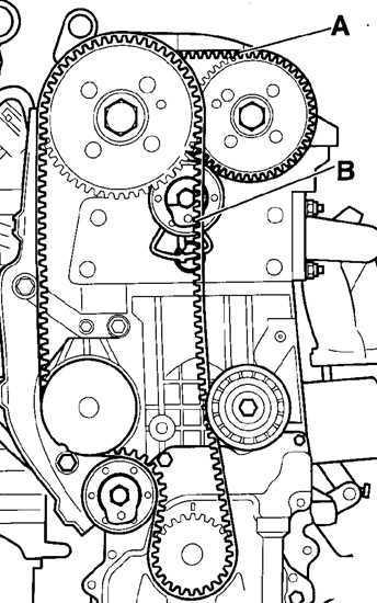 Ремонт Фольксваген Гольф : Двигатель 1,4-I VW Golf IV