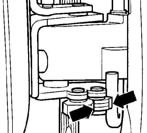 Ремонт Фольксваген Пассат : Шарниры дверей VW Passat B5