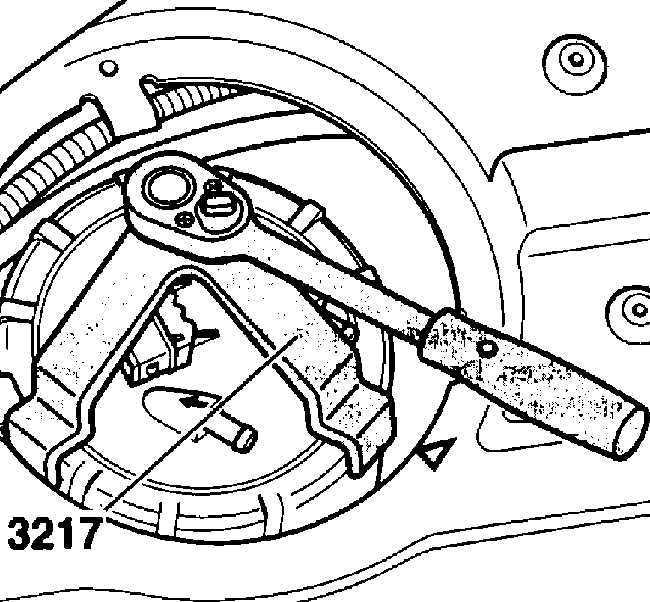 Ремонт Фольксваген Пассат : Топливный насос/датчик уровня