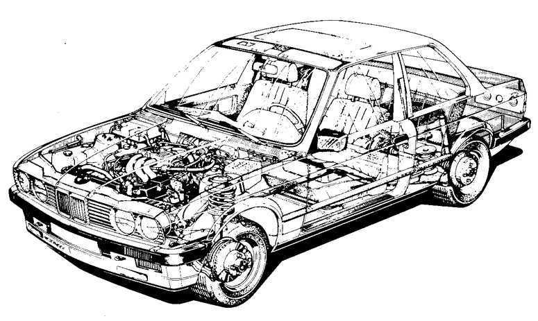 Ремонт БМВ 3 : E30