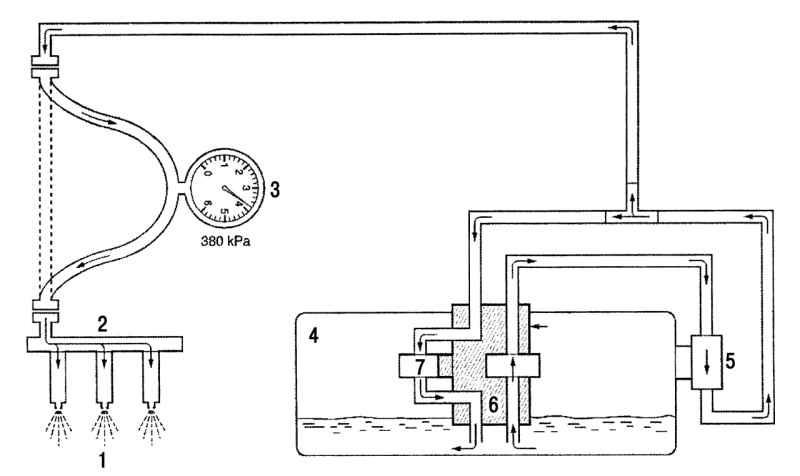 Ремонт Дэу Матиз : Система управления двигателем Daewoo Matiz