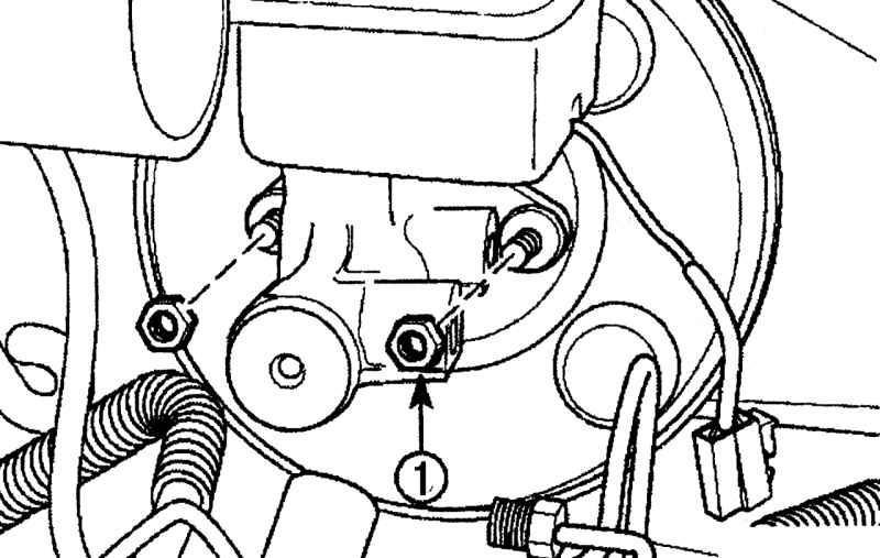Ремонт Дэу Матиз : Главный тормозной цилиндр Daewoo Matiz