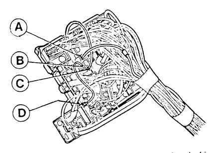 Ремонт Форд Сиерра: Электрическое оборудование Ford Sierra
