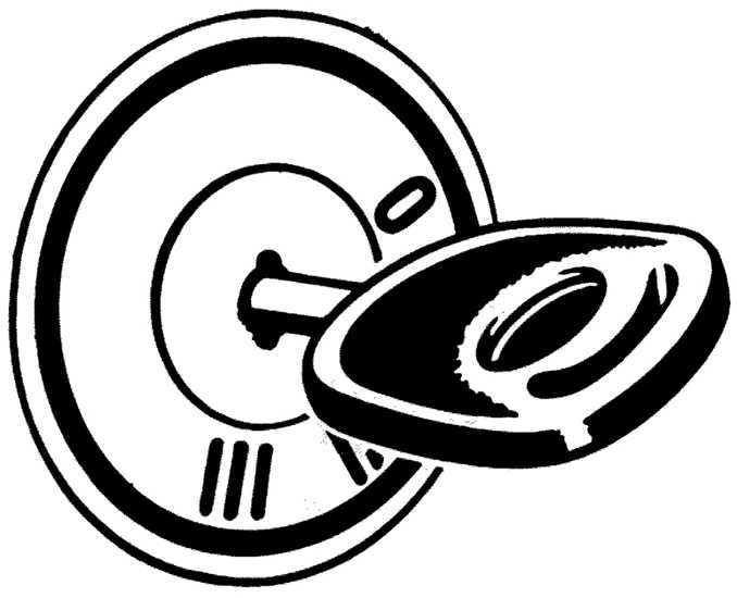 Ремонт Форд Скорпио : Блокировка рулевой колонки/ замок