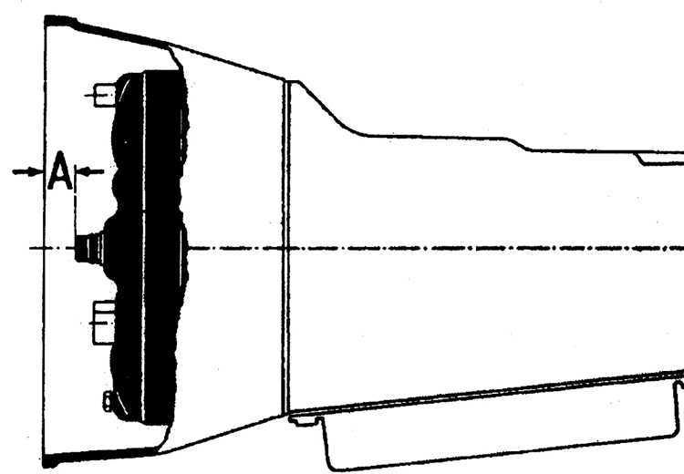 Ремонт Форд Скорпио : Снятие и установка коробки передач