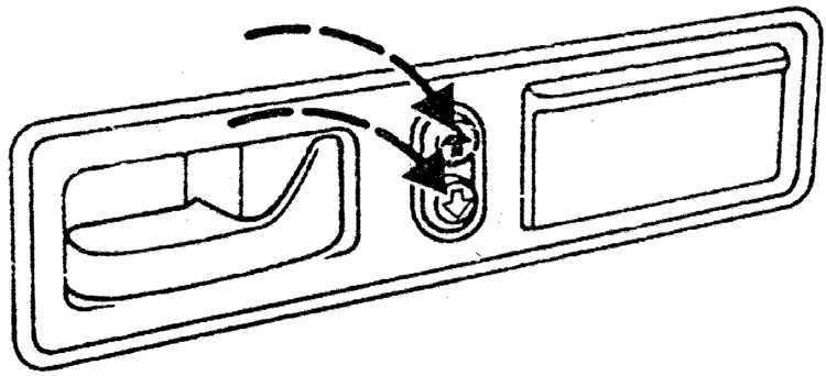 Ремонт Форд Скорпио : Стеклоподъемники с электроприводом