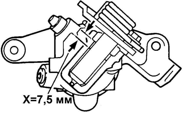 Ремонт Форд Скорпио : Снятие и установка суппорта Ford Scorpio