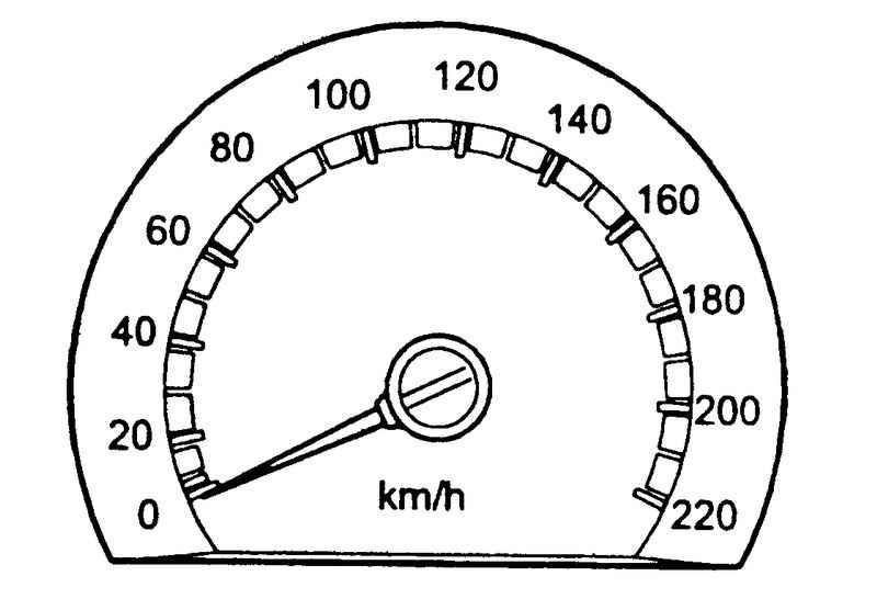 Ремонт Хендай Матрикс : Комбинация приборов Hyundai Matrix