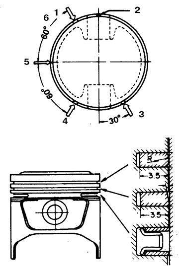 Ремонт Исузу Трупер : Капитальный ремонт двигателей Isuzu