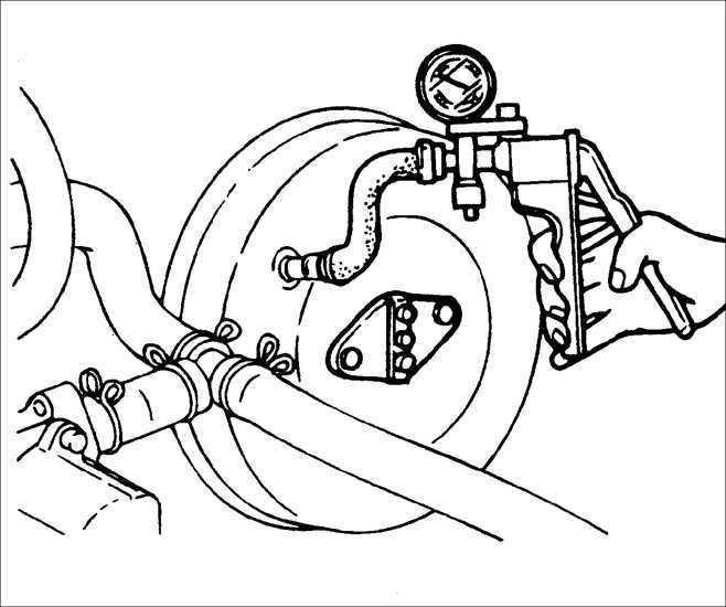 Ремонт Киа Рио : Главный тормозной цилиндр Kia Rio