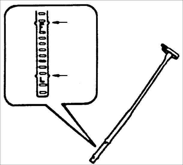 Ремонт Киа Сефия : Проверка уровня охлаждающей жидкости