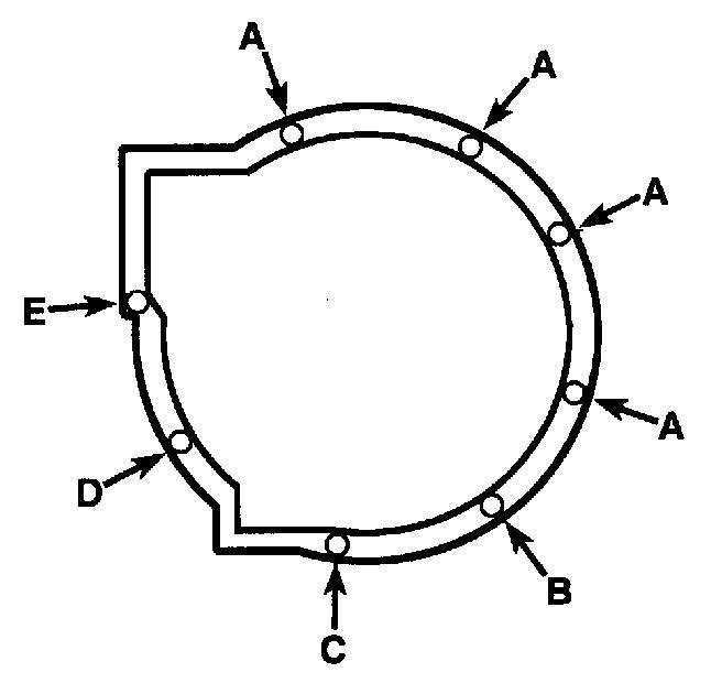 Ремонт Мазда 626 : Снятие и установка МКПП Mazda 626