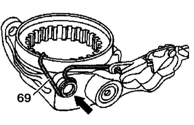 Ремонт Мерседес 140: Снятие и установка задней крышки