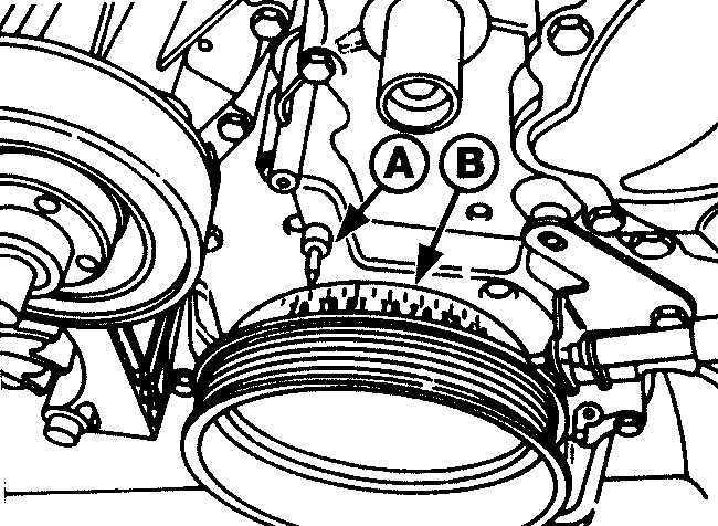 Ремонт Мерседес 124 : Топливный насос высокого давления