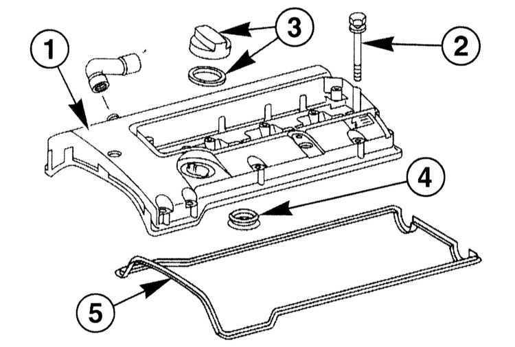 Ремонт Мерседес 203 : 4-цилиндровые бензиновые двигатели