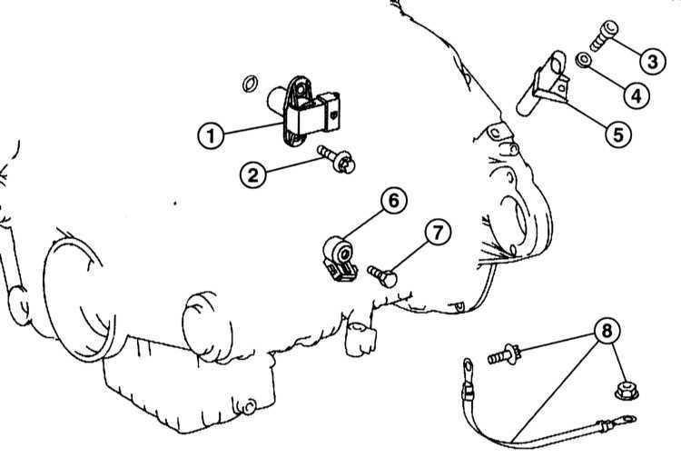 Ремонт Мерседес 203 : Снятие и установка топливной