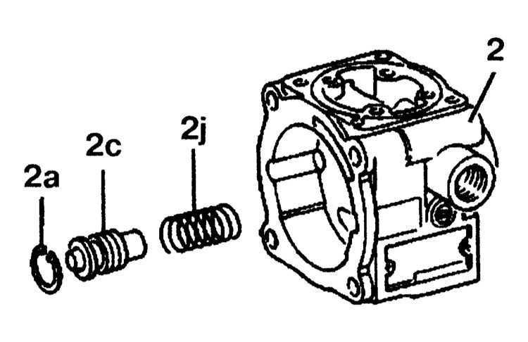 Ремонт Мерседес 220 : Разборка и сборка насоса усилителя