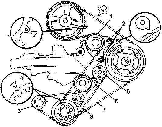 Ремонт Митсубиси Паджеро : Разборка двигателя Mitsubishi