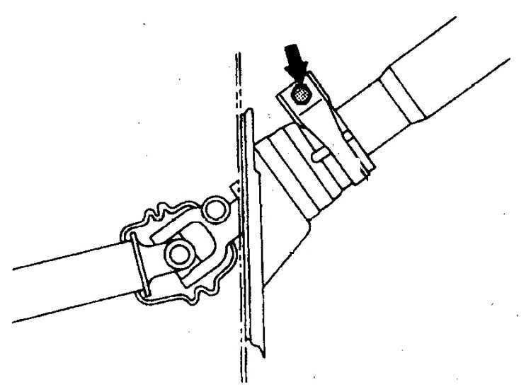 Ремонт Митсубиси Паджеро : Рулевая колонка Mitsubishi Pajero