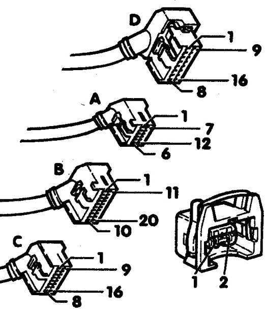 Ремонт Ауди А6 : Проверка клапанных форсунок Audi A6