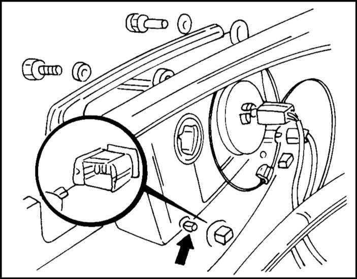 Ремонт Опель Фронтера : Осветительные приборы Opel Frontera