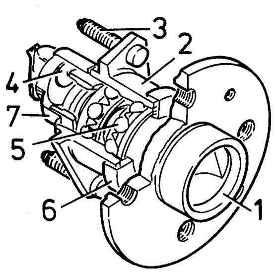 Ремонт Опель Кадет: Подвеска и рулевое управление Opel