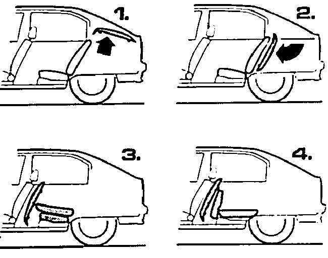 Ремонт Опель Кадет: Инструкция по эксплуатации Opel Kadett