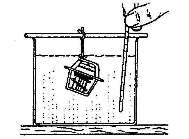 Ремонт Опель Кадет : Снятие, проверка и установка