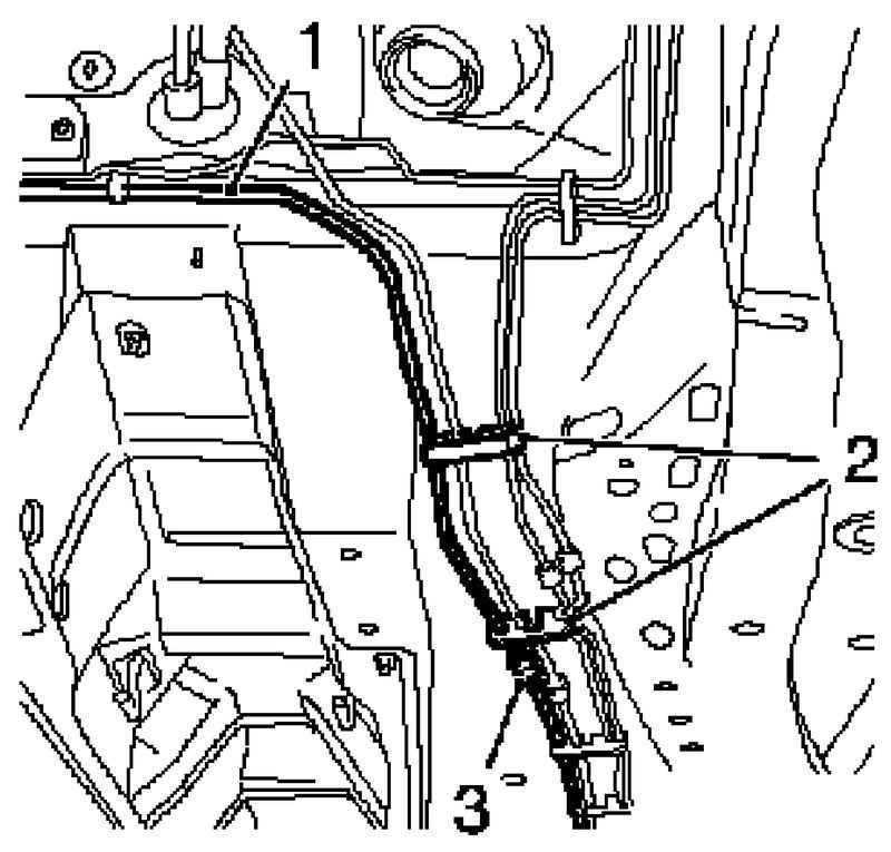 Ремонт Opel Astra Опель Астра: Система впрыска топлива
