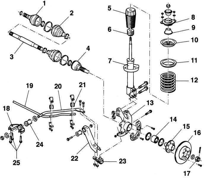 Ремонт Опель Корса : Общая информация Opel Corsa