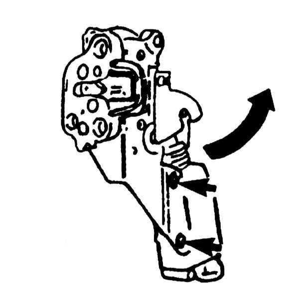 Ремонт Опель Корса : Снятие и установка э/мотора единого