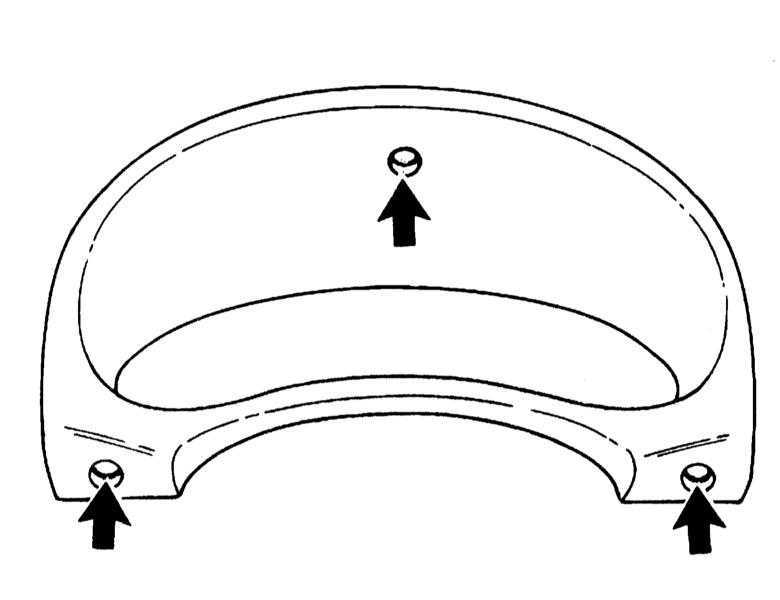 Ремонт Опель Корса : Снятие и установка подрулевого