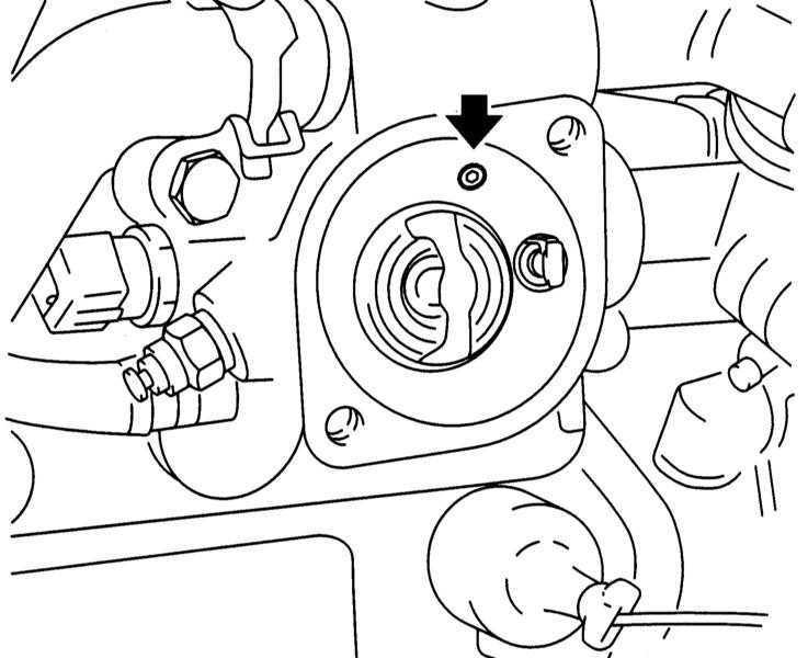 Ремонт Опель Корса : Снятие, установка и проверка