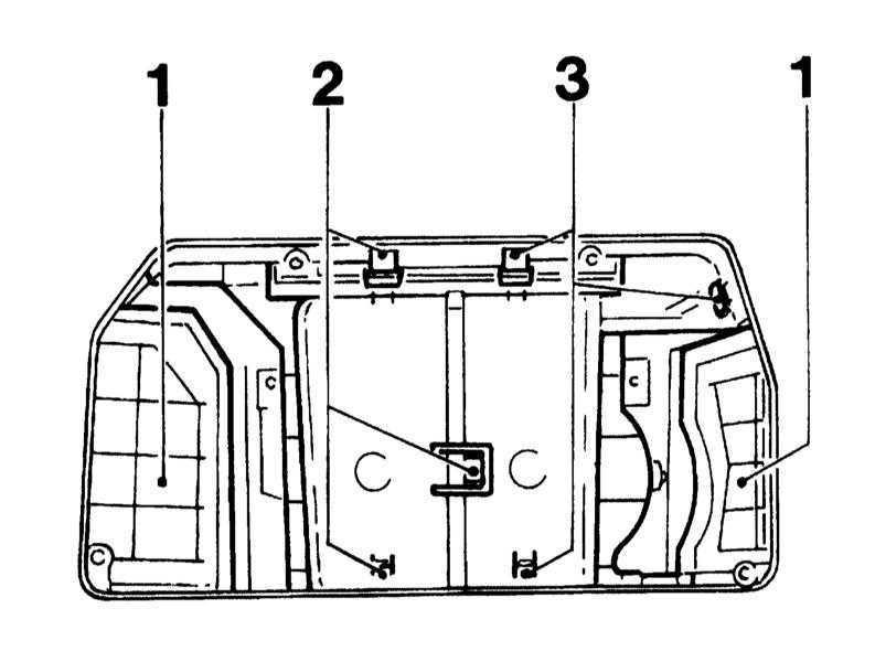 Ремонт Опель Корса : Снятие и установка вентилятора