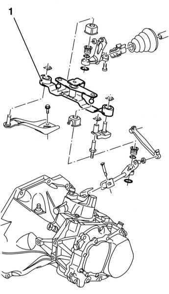 Ремонт Opel Astra Опель Астра : Снятие и установка