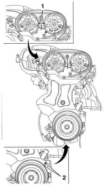 Ремонт Opel Astra Опель Астра : Процедуры ремонта