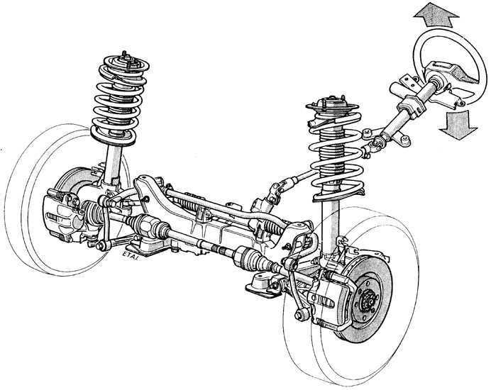 Ремонт Пежо 405 : Приводные валы Peugeot 405