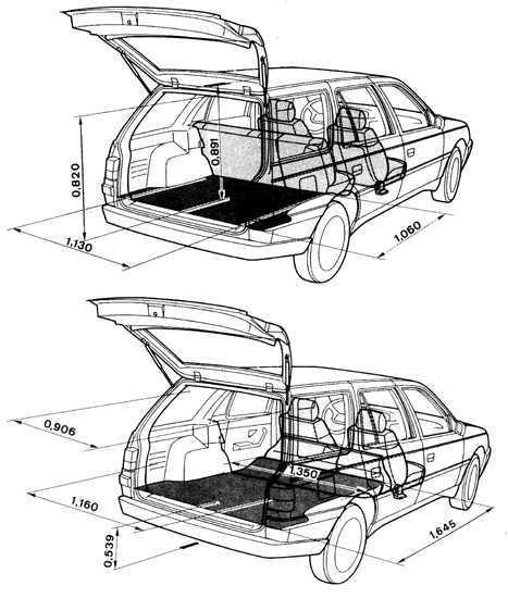 Ремонт Пежо 405: Кузов Peugeot 405. Описание, схемы, фото