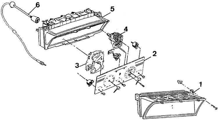 Ремонт Пежо 405: Электрооборудование Peugeot 405. Описание